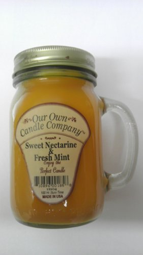 13 oz Mason Jar Candle