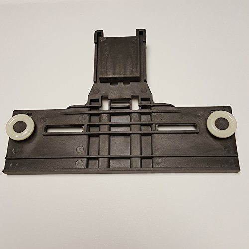 W10350375 OEM Replacement Dishwasher Upper Top Rack Adjuster W/ 1.25 inches diameter wheels (Kitchen Aid Dishwasher Top Rack compare prices)