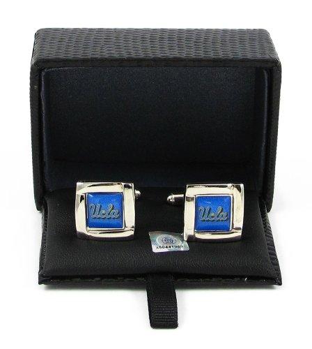 Ucla Bruins Team Logo NCAA Square Cufflinks Gift Box Set
