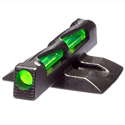 HIVIZ LCLW01 Ruger LC9/LC380 Interchangeable LITEWAVE Front Handgun Sight by HIVIZ