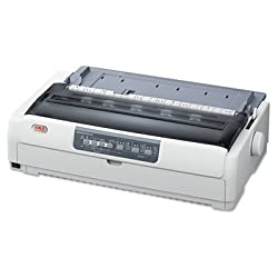 OKI Microline 621 - printer - B/W - dot