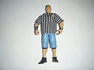 John Cena - Mattel - With Referee Shirt Figure Loose