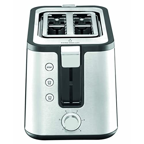 Tefal Prelude Stainless Steel 2-Slice Toaster, 850 W, Silver