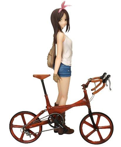 Atomic Bom Cycle vol.02 自転車と女の子 (1/7スケール PVC塗装済み完成品)