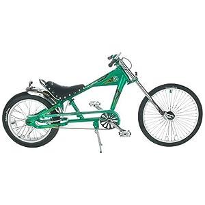 Amazon.com: Schwinn Stingray 20-in Chopper Bike Green: Toys & Games