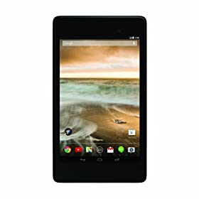 Google Nexus 7 Tablet (7-Inch, 32GB, Black) by ASUS (2013)