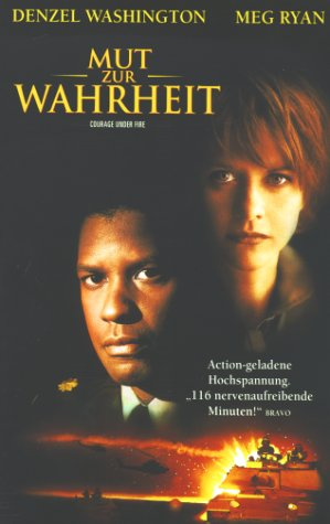 Mut zur Wahrheit [VHS]