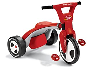 Radio Flyer 2 in 1 Trike
