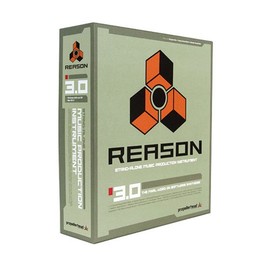 Propellerhead Reason 3.0 Recording Software