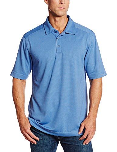 Cutter & Buck Men'S Big-Tall Cb Drytec Genre Polo Shirt, Sea Blue, 4Xb