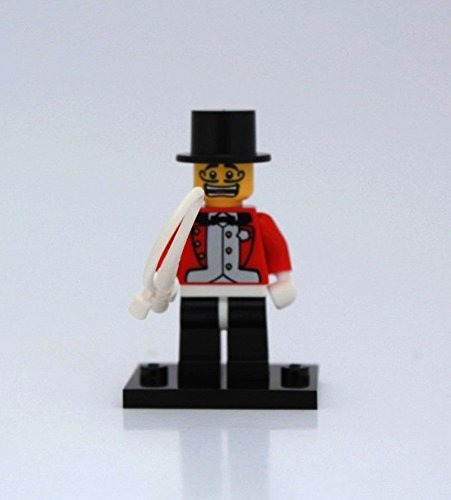 Rare collection model!!! New arrival!!!NEW LEGO MINIFIGURES SERIES 2 8684 - Circus Ringmaster - 1