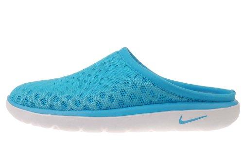 Hommes Nike Air Rejuven8 Mule - Nike Air Rejuven8 Mule 3 Ap Bleu Nsw Sportwear Setales Slippers 441377 401 B008br3a8s De Gros