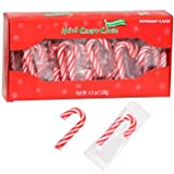 Peppermint Candy Cane Minis