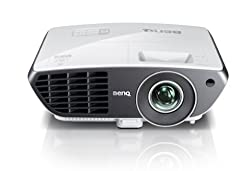 BenQ W710ST Short Throw HD DLP Home Theater Projector (White/black)
