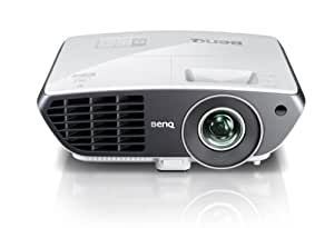 BenQ W710ST Short Throw HD DLP Home Theater Projector (White/black)
