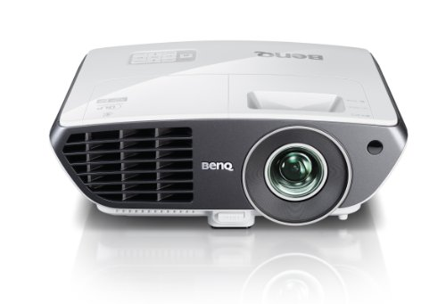 BenQ EP5920 Plug 'n Play 1080P Home Theater Projector (Silver/black)