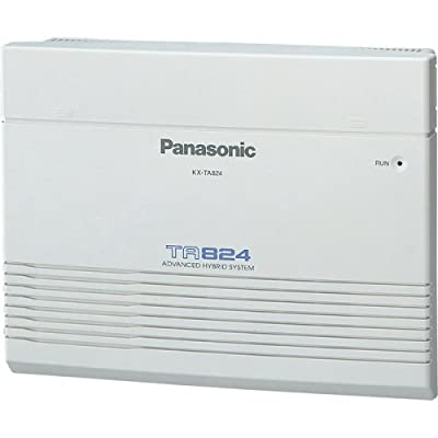 Panasonic KX-TA824 Advanced Hybrid Analog Telephone System Control Unit