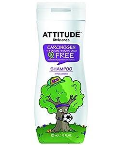 ATTITUDE, Eco-Kids, 2-in-1 Champú y Acondicionador, 12 fl oz (355 ml) - BebeHogar.com