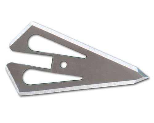 Replacement Blade Arrow Broadhead for 2/4 Blade Stinger, 125-Grain (Magnus Stinger Replacement Blades compare prices)
