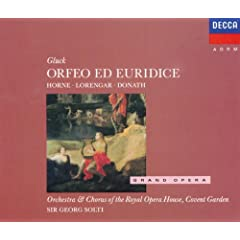 Gluck: Orfeo ed Euridice Wq. 30 - Vienna Version (1762) / Act 2 - Ballo (Dance of the Blessed Spirits)