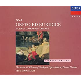 Gluck: Orfeo ed Euridice / Act 2 - Ballo (Dance of the Blessed Spirits)