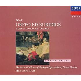 "Gluck: Orfeo ed Euridice / Act 3 - Recitativo: ""Ecco un nuovo tormento"""