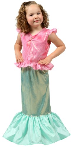 Magical Mermaid Dress-up Costume X-LARGE (7-9) - Buy Magical Mermaid Dress-up Costume X-LARGE (7-9) - Purchase Magical Mermaid Dress-up Costume X-LARGE (7-9) (Little Adventures, Toys & Games,Categories,Pretend Play & Dress-up,Costumes)