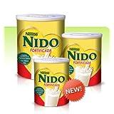 Nestle Nido Fortificada (Instant Milk), 3.52-Pound Container ~ Nestle