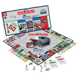 New England Patriots Monopoly at Amazon.com