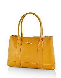 Daphne Women's Women's Handbag (Orange) (XB15-0016OR)