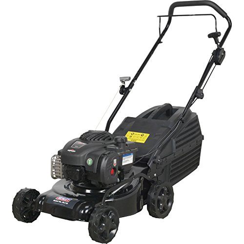 Sealey GL110 Petrol Lawnmower, 400 mm