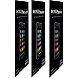 Screenward 3X Screen Protector Scratch Guard For Sony Xperia C (Pack of 3)