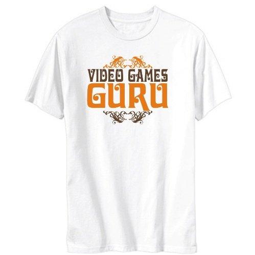 Video Games Guru Mens T-shirt