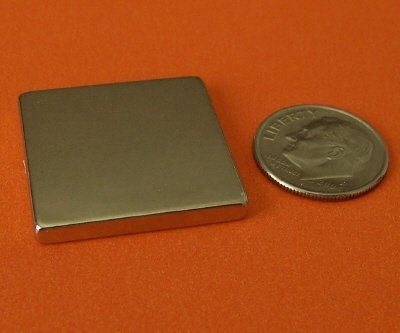 Applied Magnets ® 10-pc Rare Earth Magnets 1