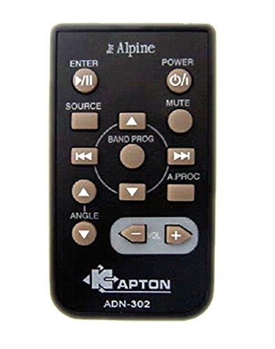Click to buy REMOTE CONTROL for ALPINE INE-W940 CAR STEREO - From only $14.65