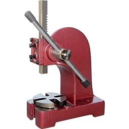 Northern Industrial Arbor Shop Press - 1-Ton
