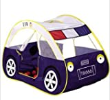 Rat Police Car Baby Play Tent