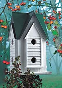 Heartwood Victorian Mansion Bird House