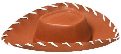 Sombrero de Vaquero de Goma EVA Marrón Para Niños Woody de Toy ...