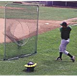 (Price Each)Jugs 02060 Square Screen Replacement Net w  Sock by JUGS SPORTS