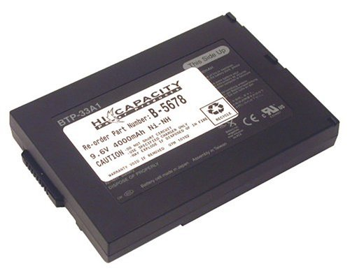 Hi-Capacity NiMH Laptop Battery for Acer TravelMate 200 (BTP-33A1)