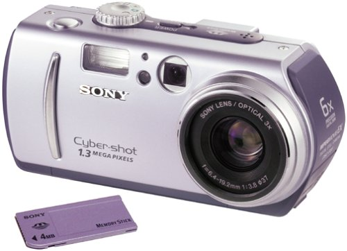 Sony Cybershot DSC-P30