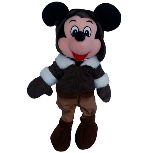 Mickey Pilot - Disney Mini Bean Bag Plush - 1