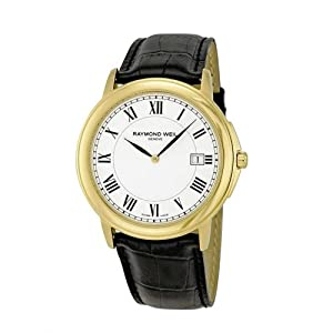 Raymond Weil Mens Tradition Watch 5466-PC-00300