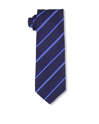 Desanto Men's Olimpia Diagonal Tie, Blue As You See