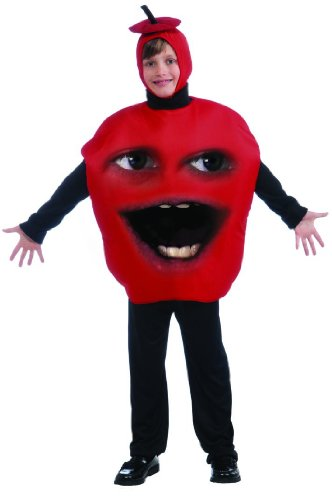 Annoying Orange Child Apple Costume