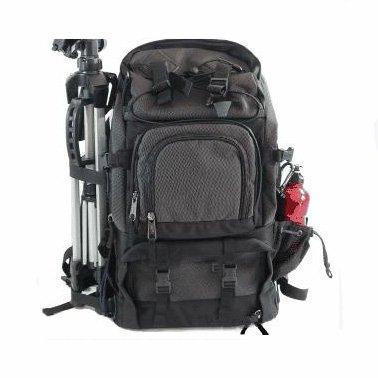 New XL PRO Video Photo Digital D SLR Camera Backpack Camcorder Bag 9 LENS TripodCompatible