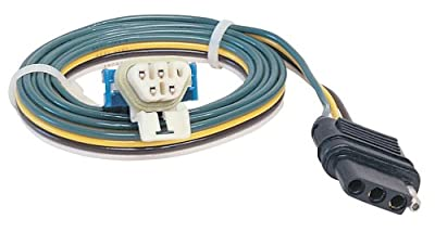 Hopkins Plug-In Simple 41405 T Connector Wiring Kit For Pontiac Aztec '01-04; Buick Rendezvous '02-07 from Hopkins Towing Solution