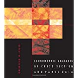 Econometric Analysis of Cross Section and Panel Data ~ Jeffrey M. Wooldridge