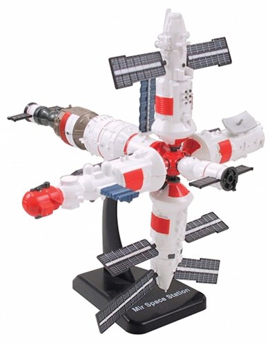 InAir E-Z Build Space Station Mir Model Kit (International Space Station Model compare prices)